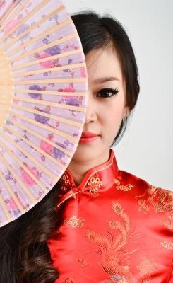 Chinees-Meisje
